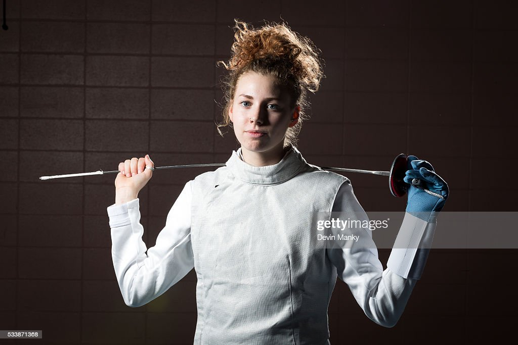 Canadian National Fencing Championships : News Photo