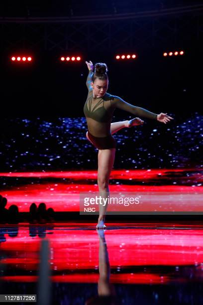 DANCE Qualifiers Episode 301 Pictured Lauren Yakima