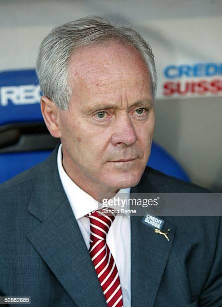 Qualifikation 2003 Basel Schweiz Irland Trainer Jakob KUHN/SUI