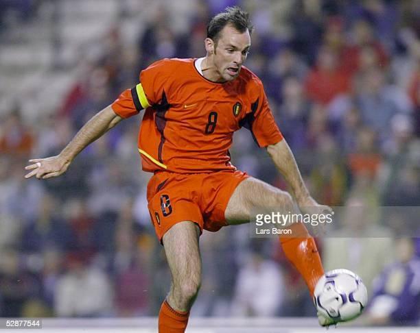Qualifikation 2003 Bruessel Belgien Kroatien 21 Bart GOOR/BEL