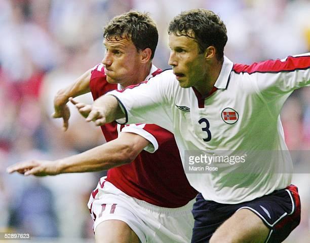 Qualifikation 2003 Kopenhagen Daenemark Norwegen 10 Ebbe SAND/DEN Ronny JOHNSEN/NOR