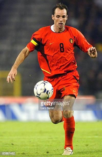 Qualifikation 2004 Bruessel Belgien Kroatien 21 Bart GOOR/BEL