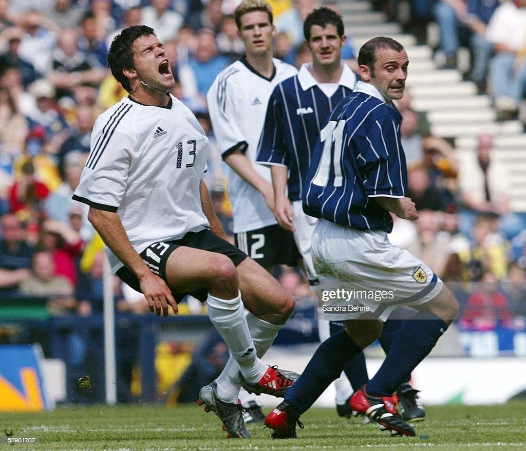 Em Qualifikation Deutschland Schottland