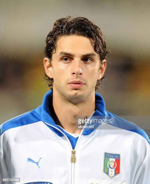 FUSSBALL INTERNATIONAL EM 2012 Qualifikation Italien Slowenien Andrea Ranocchia
