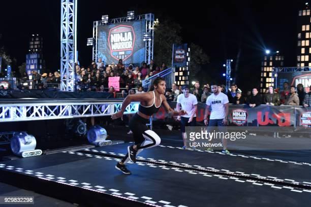 NINJA Qualifying Episode 1 301 Pictured Meagan Martin Flip Rodriguez