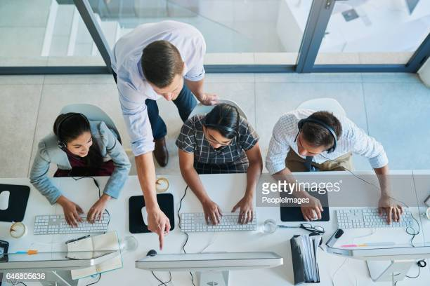 quality customer service is a team effort - showing stock photos and pictures