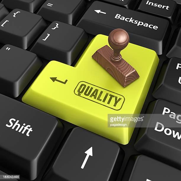 quality enter key