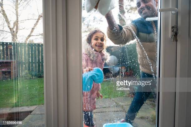 quality time with her father - real life stock pictures, royalty-free photos & images