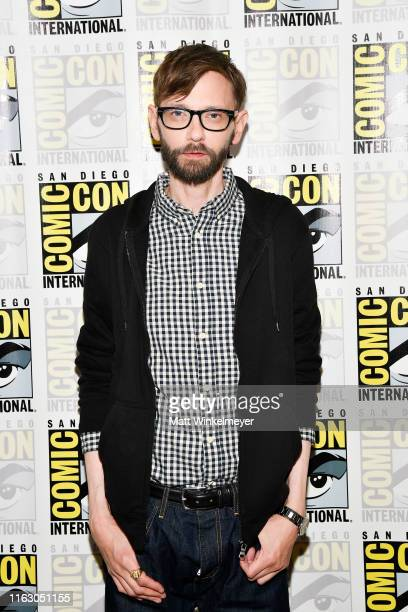 Qualls attends the 2019 ComicCon International Creepshow Photo Call at Hilton Bayfront on July 19 2019 in San Diego California