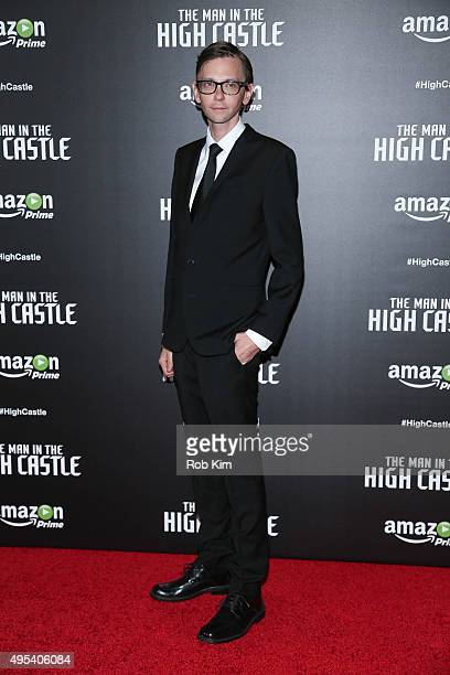 Qualls attends the New York Series premiere of The Man In The High Castle at Alice Tully Hall on November 2 2015 in New York City