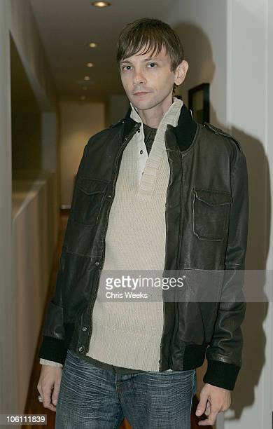 DJ Qualls during French Connection Fall Fashion Preview at Private Residence in Los Angeles California United States