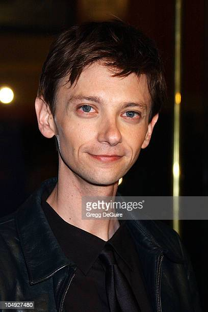 DJ Qualls during The New Guy Premiere at Mann Chinese 6 Theatre in Hollywood California United States