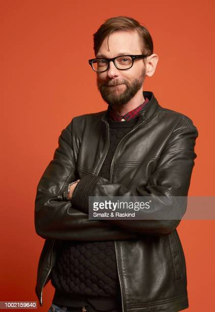 Qualls from SYFY's 'Z Nation' poses for a portrait in the Getty Images Portrait Studio powered by Pizza Hut at San Diego 2018 Comic Con at Andaz San...