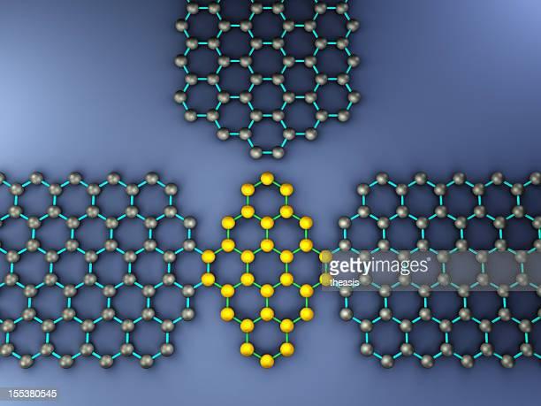 Quantum-Dot Graphene Transistor