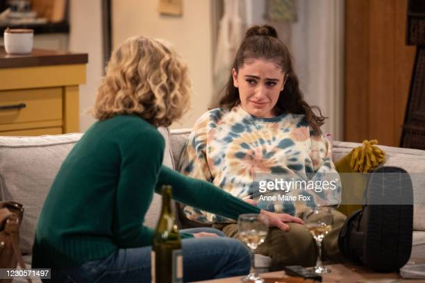 Quaran-Jean After the secret gets out that Jean came to L.A. To check on Freddie but not Jackie during quarantine, Jean plans a girls night for just...