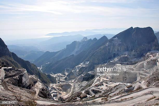 Quarries of Carrara