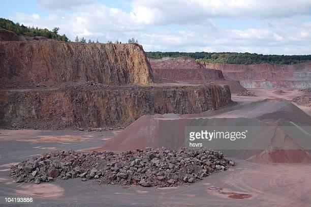 Quarry in Deutschland