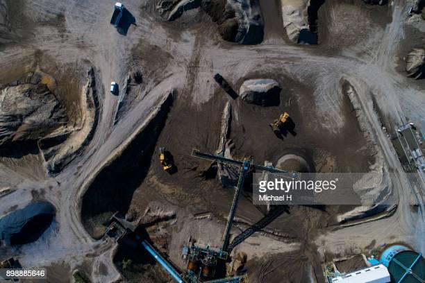 Quarry site Construction