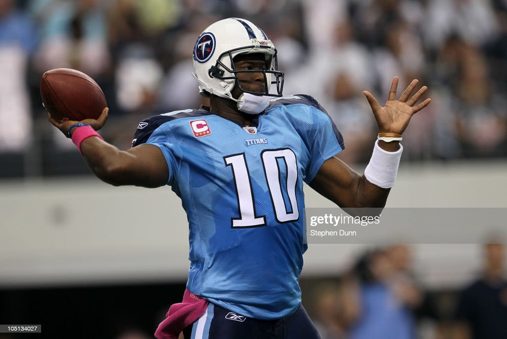 Tennessee Titans v Dallas Cowboys
