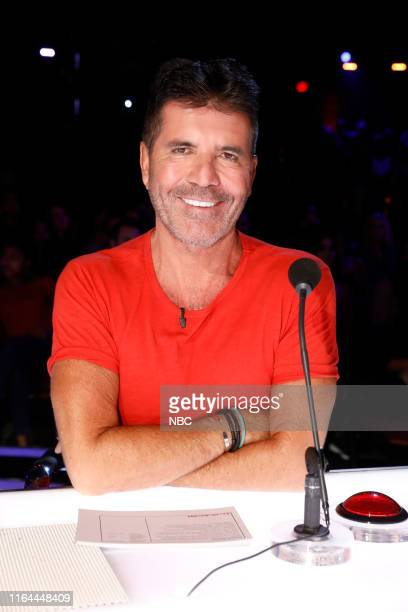 S GOT TALENT Quarter Finals 3 Episode 1416 Pictured Simon Cowell