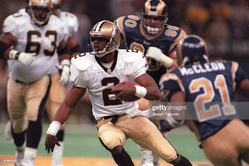 Image result for rams saints 2000 playoffs