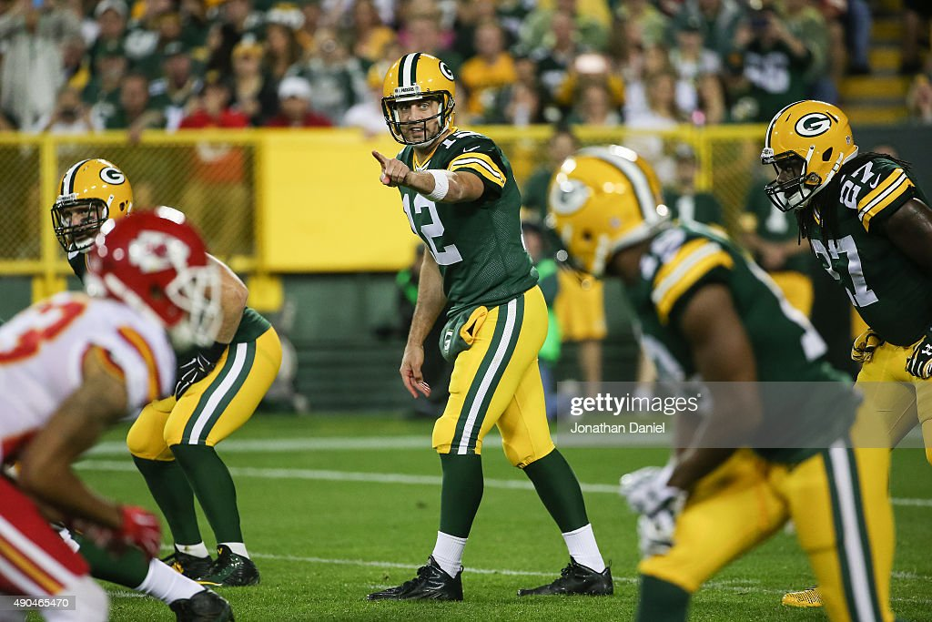 Kansas City Chiefs v Green Bay Packers : News Photo