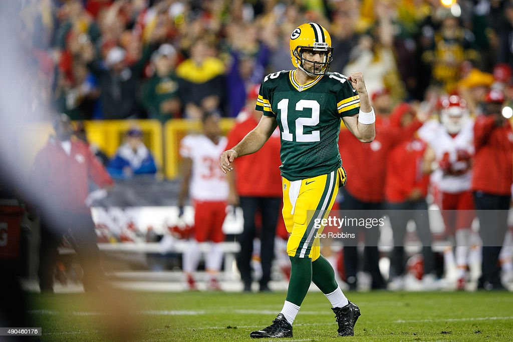 Kansas City Chiefs v Green Bay Packers : News Photo