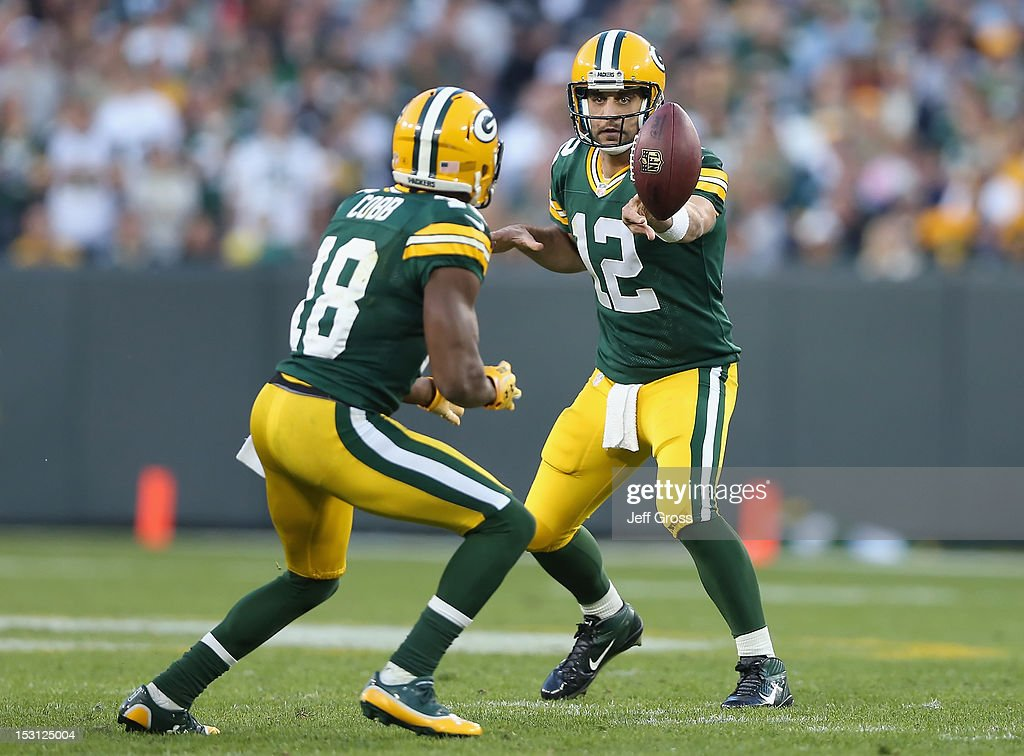 New Orleans Saints v Green Bay Packers : News Photo