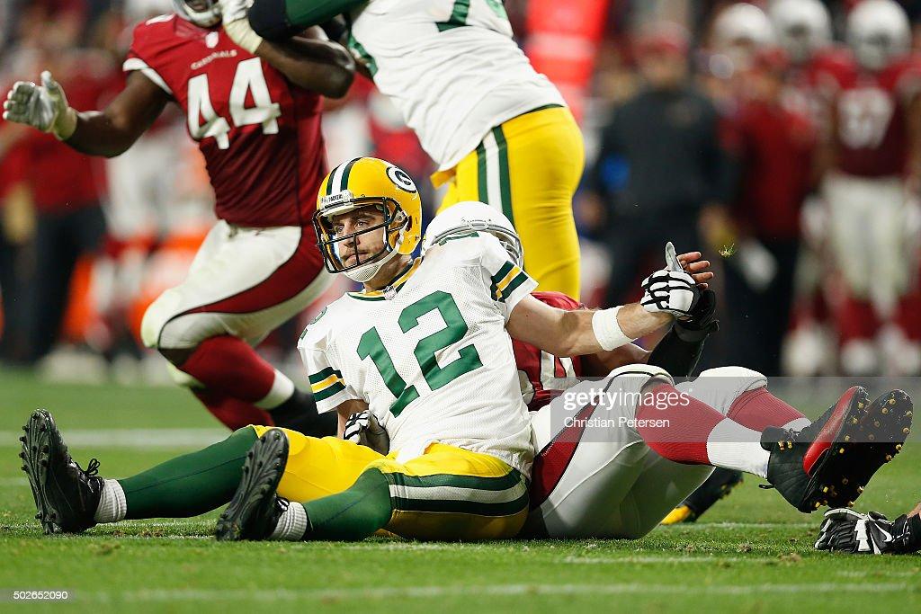 Green Bay Packers v Arizona Cardinals : ニュース写真