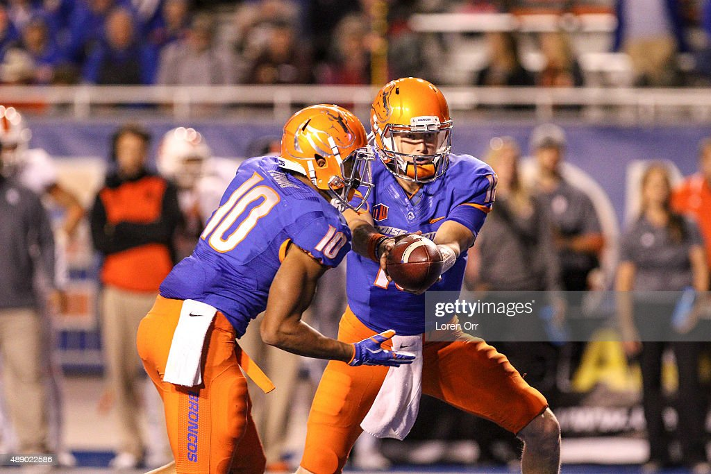 Idaho State v Boise State : News Photo