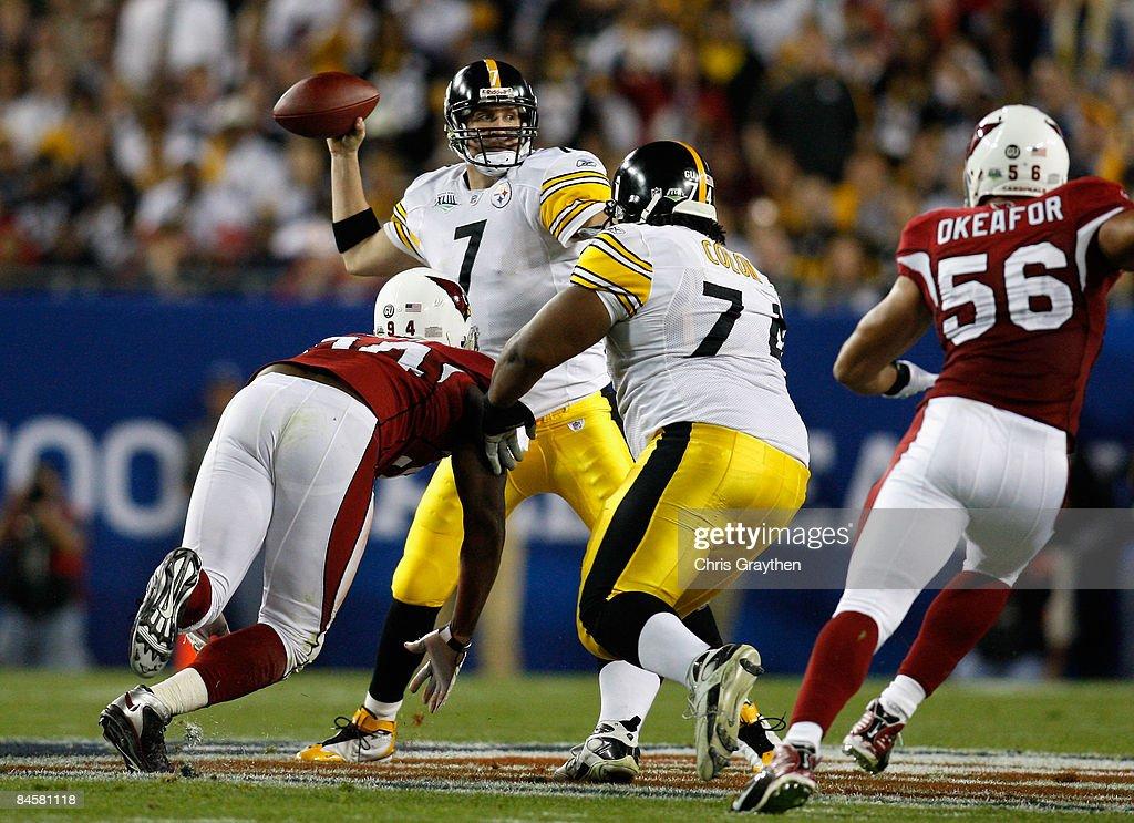 Super Bowl XLIII : News Photo