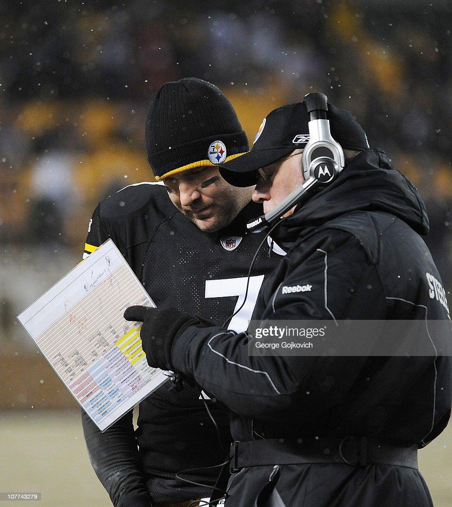 New York Jets v Pittsburgh Steelers : News Photo