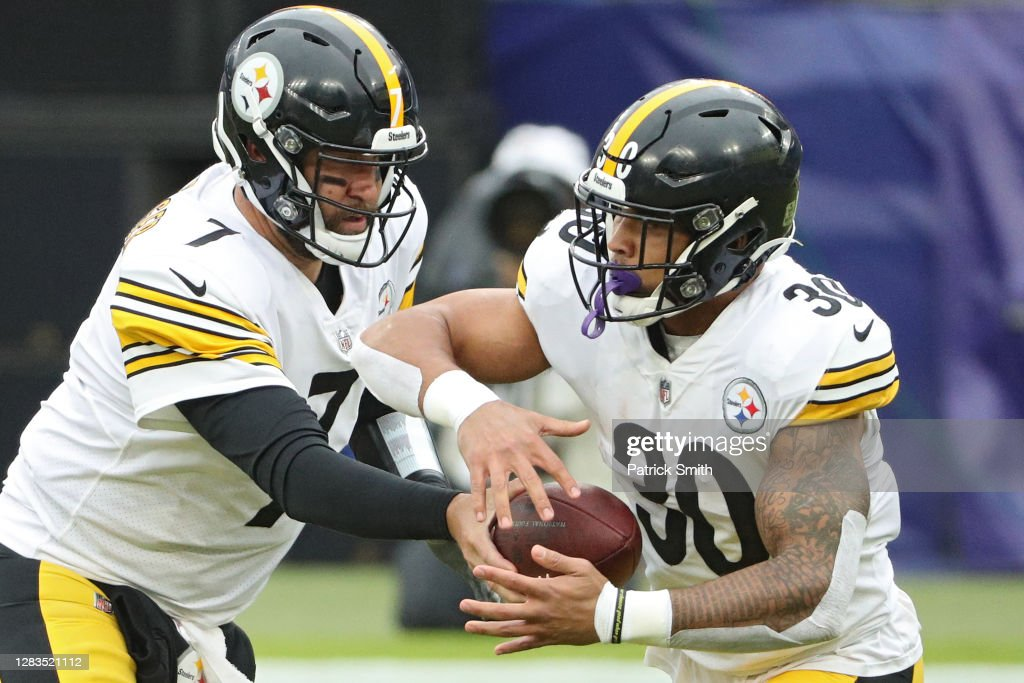 Pittsburgh Steelers v Baltimore Ravens : ニュース写真