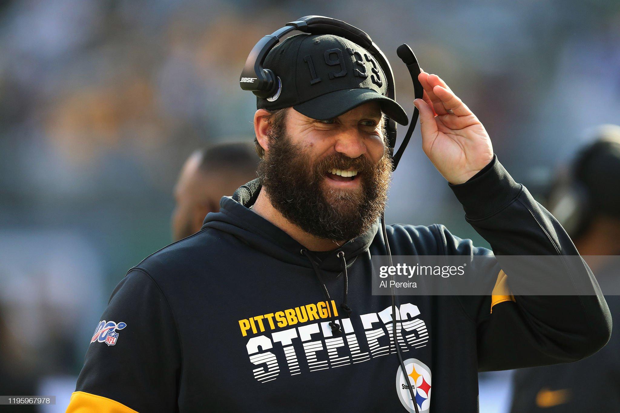 Pittsburgh Steelers vNew York Jets : Foto jornalística