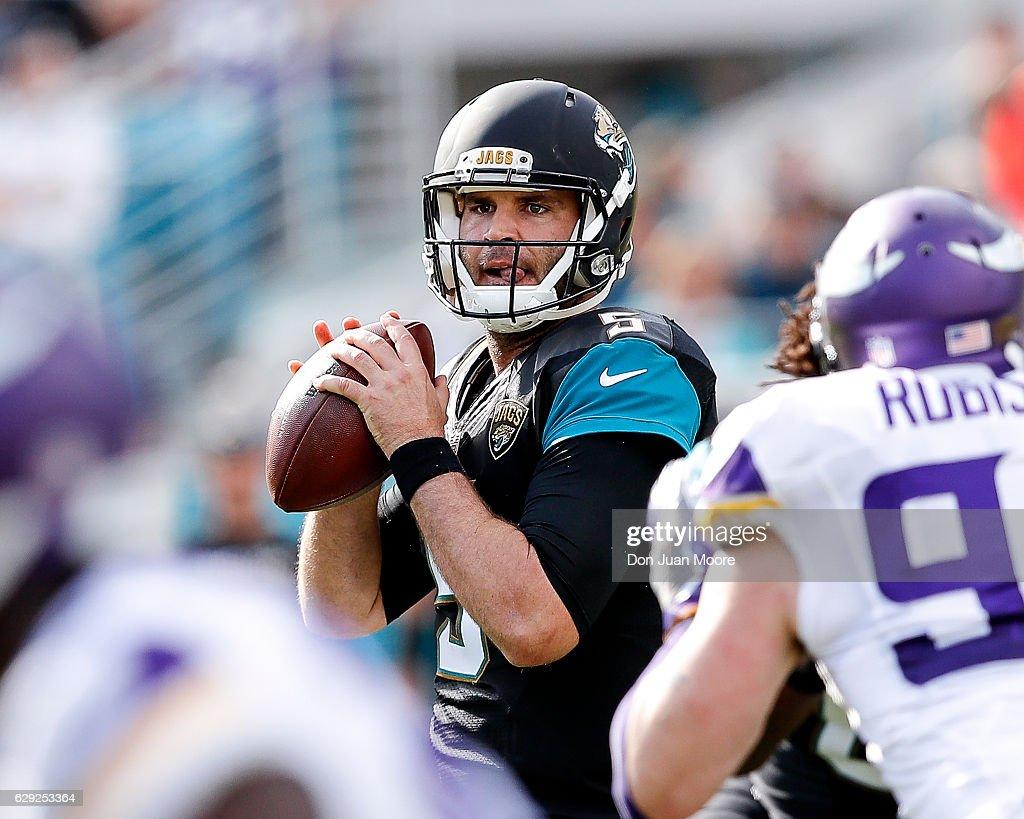 Minnesota Vikings v Jacksonville Jaguars : Nachrichtenfoto