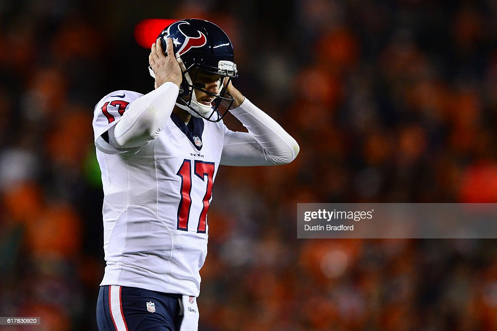 Houston Texans v Denver Broncos : News Photo