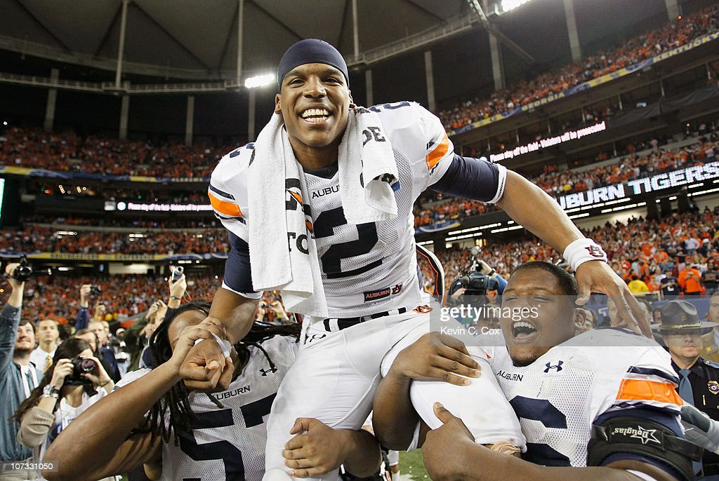 SEC Championship - Auburn v South Carolina : News Photo