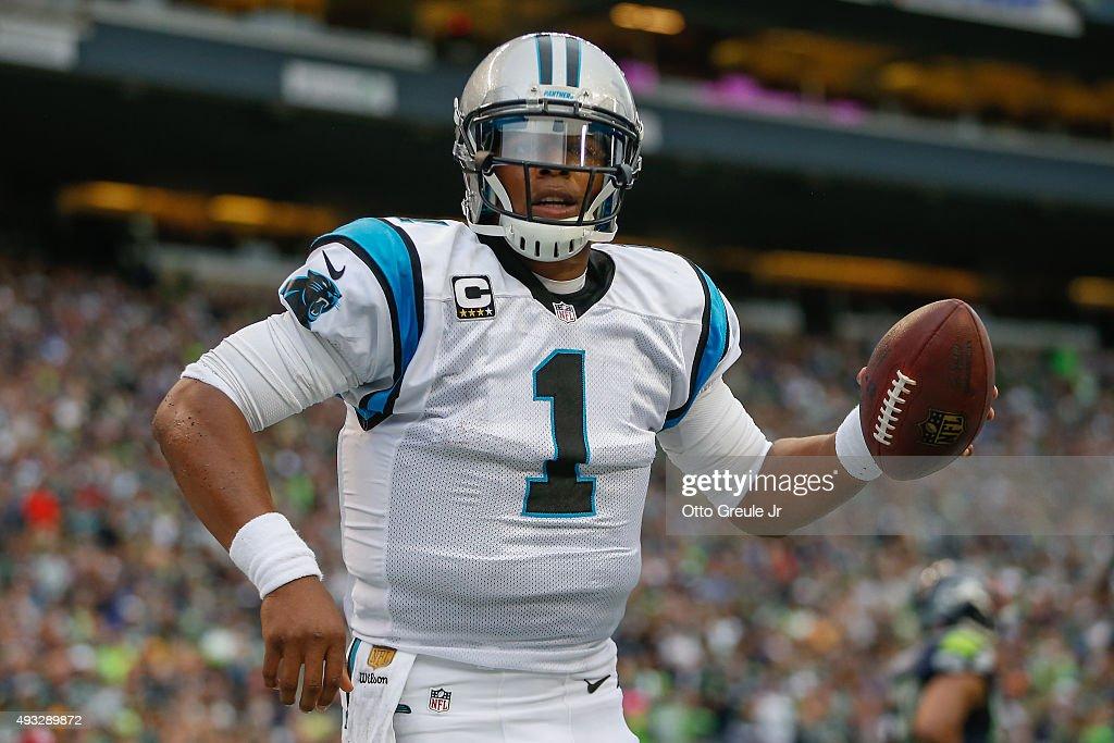 Carolina Panthers v Seattle Seahawks : News Photo