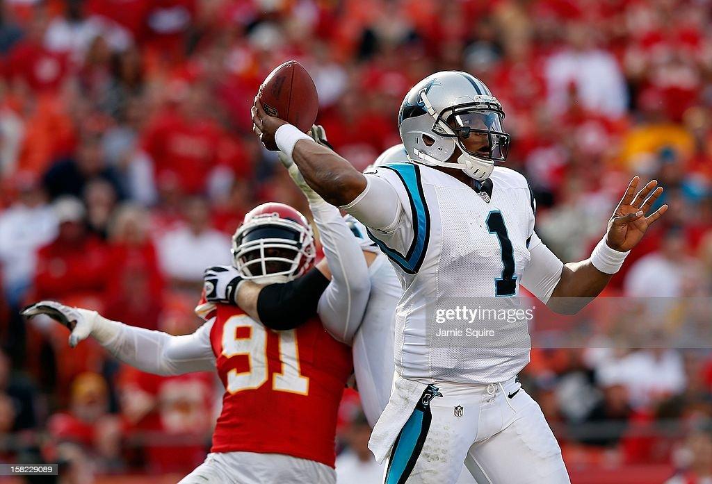 Carolina Panthers v Kansas City Chiefs : News Photo