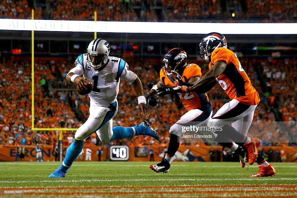 Carolina Panthers v Denver Broncos : News Photo