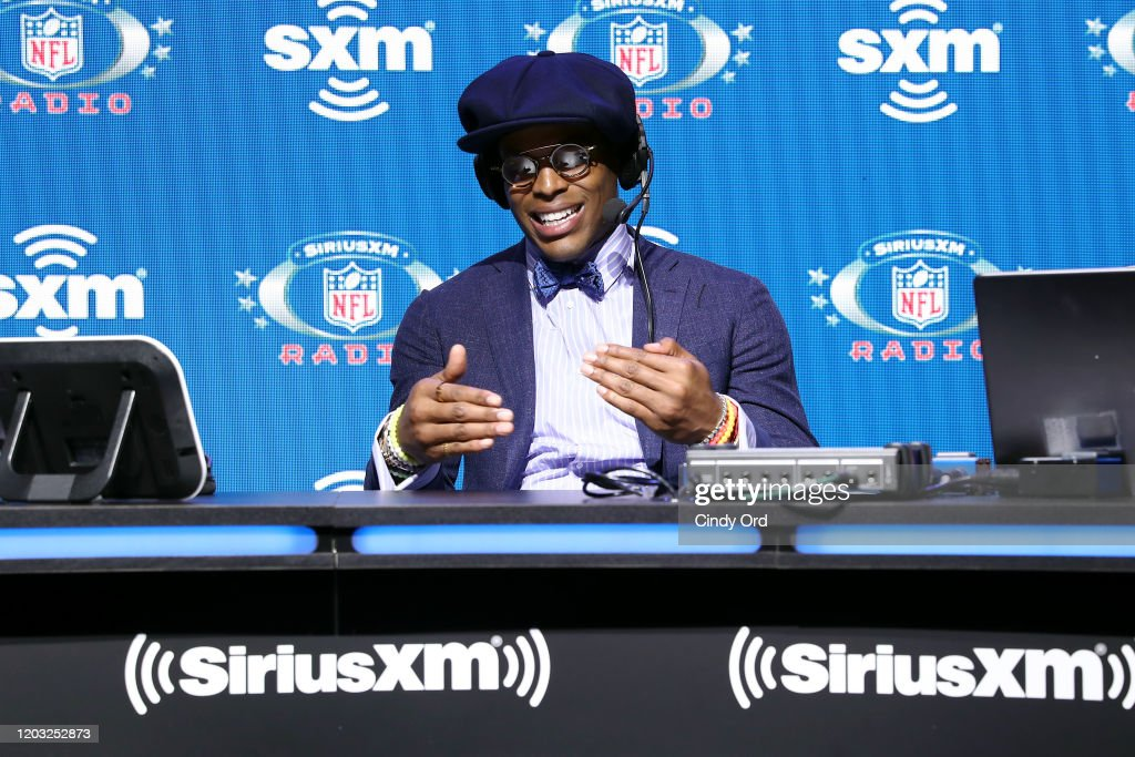 SiriusXM At Super Bowl LIV - Day 3 : News Photo