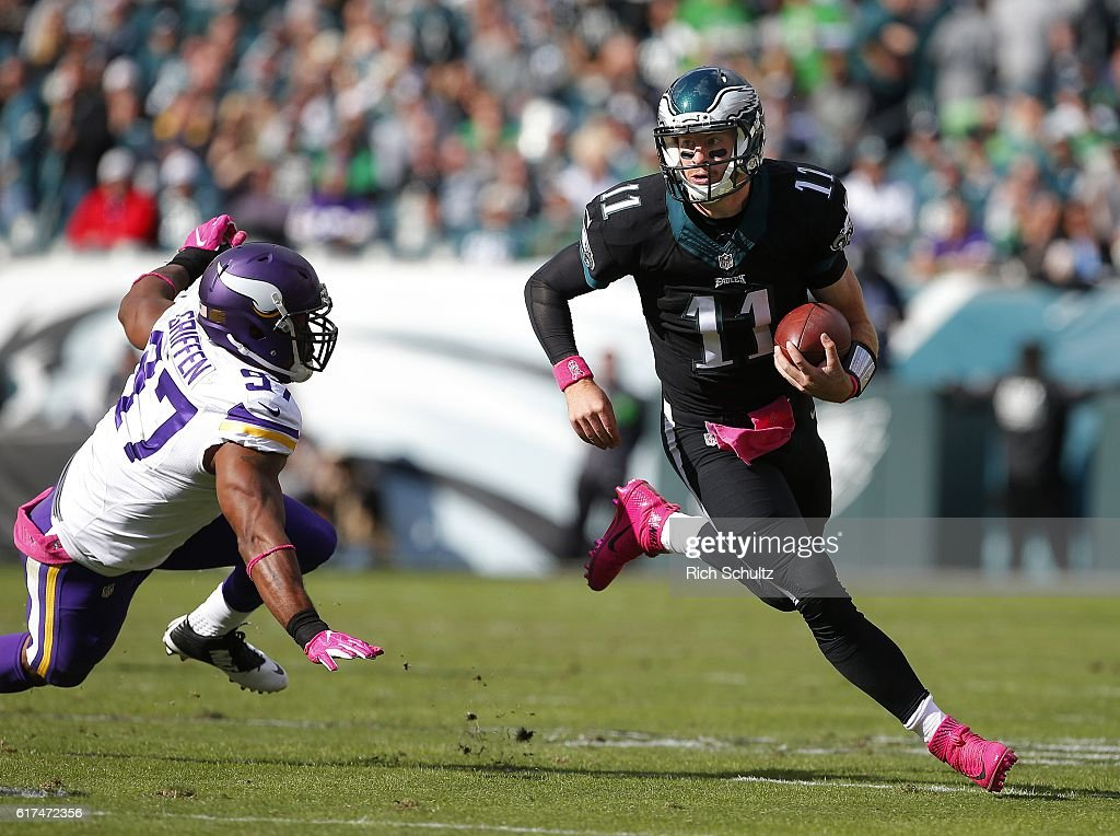Minnesota Vikings v Philadelphia Eagles : News Photo