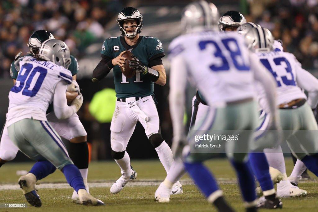 Dallas Cowboys vPhiladelphia Eagles : News Photo