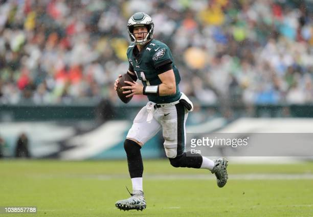 World S Best Carson Wentz Stock Pictures Photos And Images