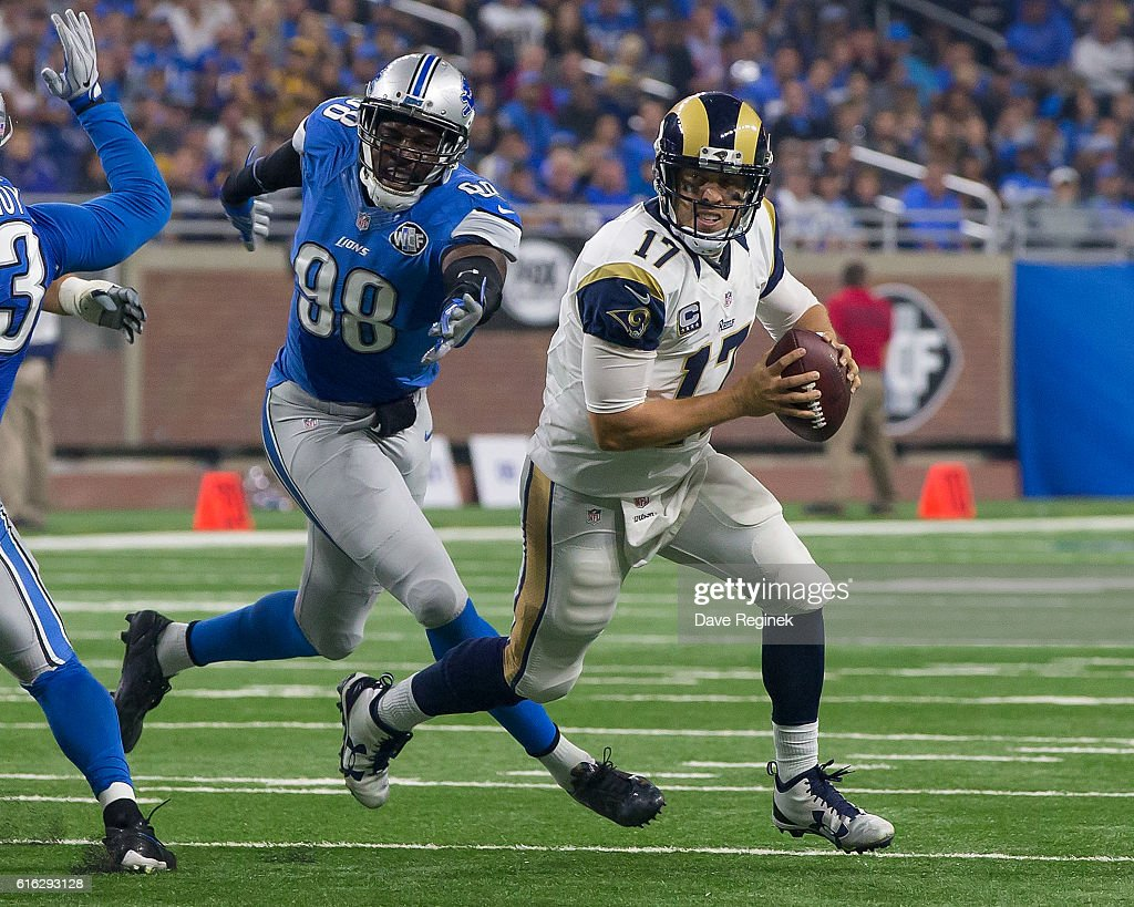 Los Angeles Rams v Detroit Lions : News Photo