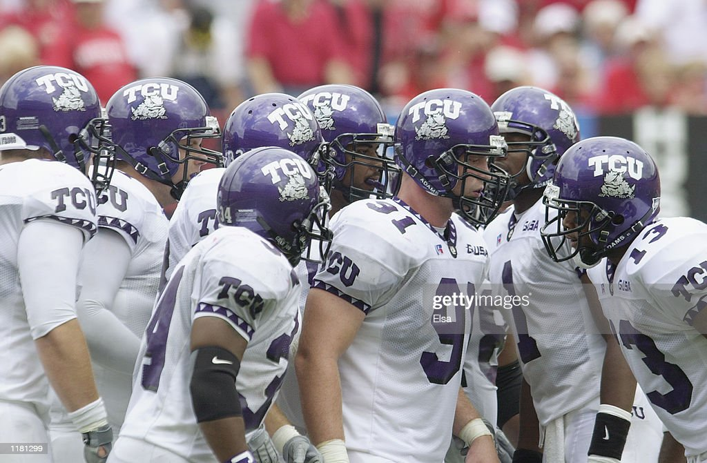 TCU v Nebraska : News Photo
