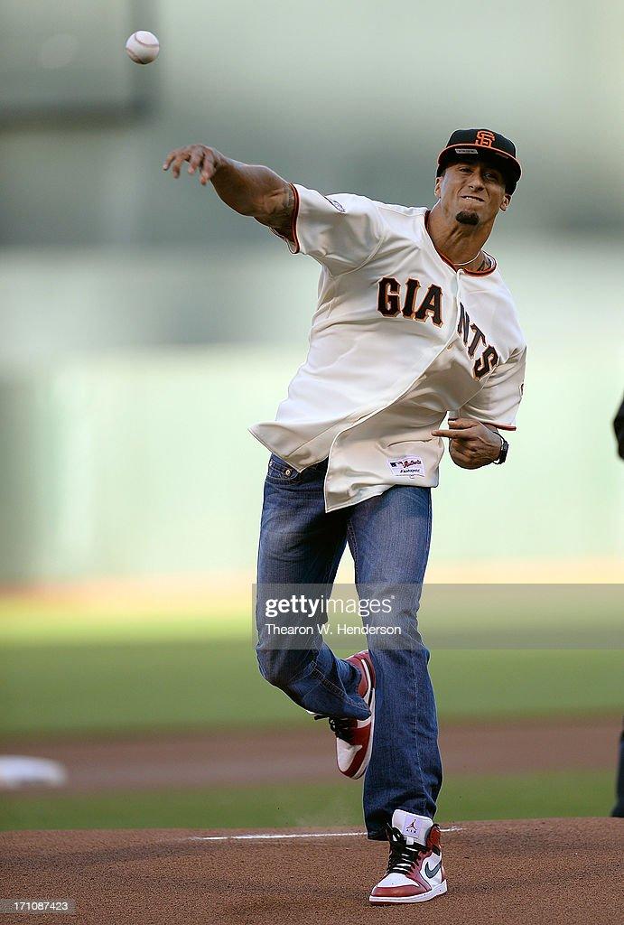 Miami Marlins v San Francisco Giants : News Photo