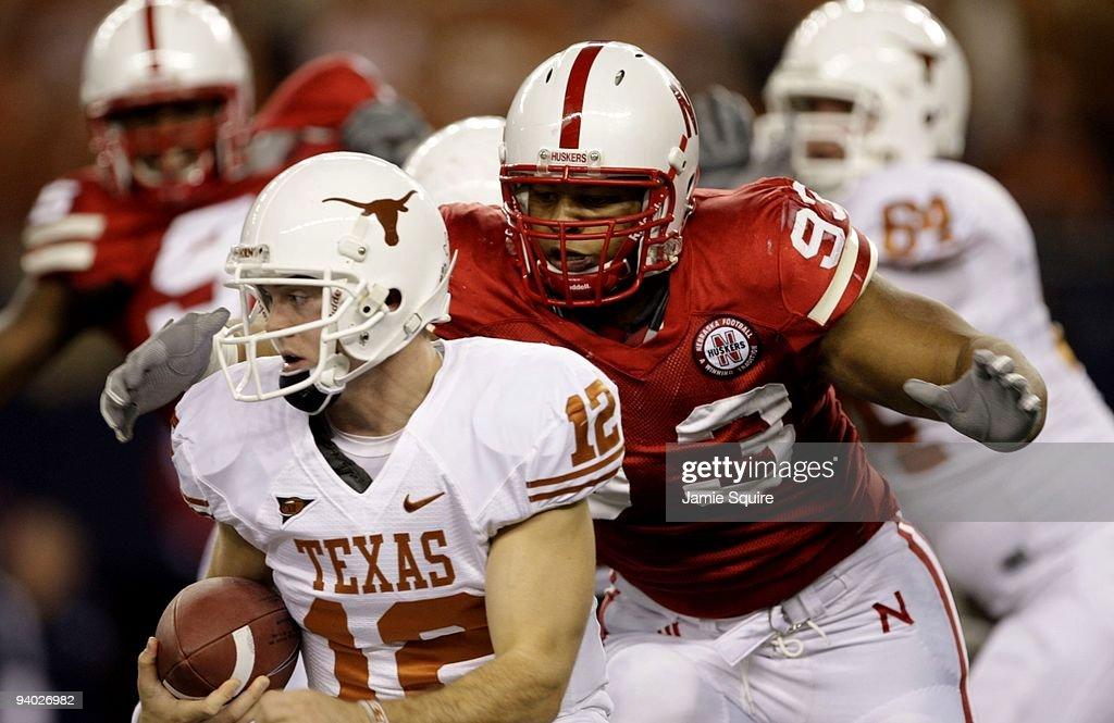 Big 12 Championship - Nebraska v Texas