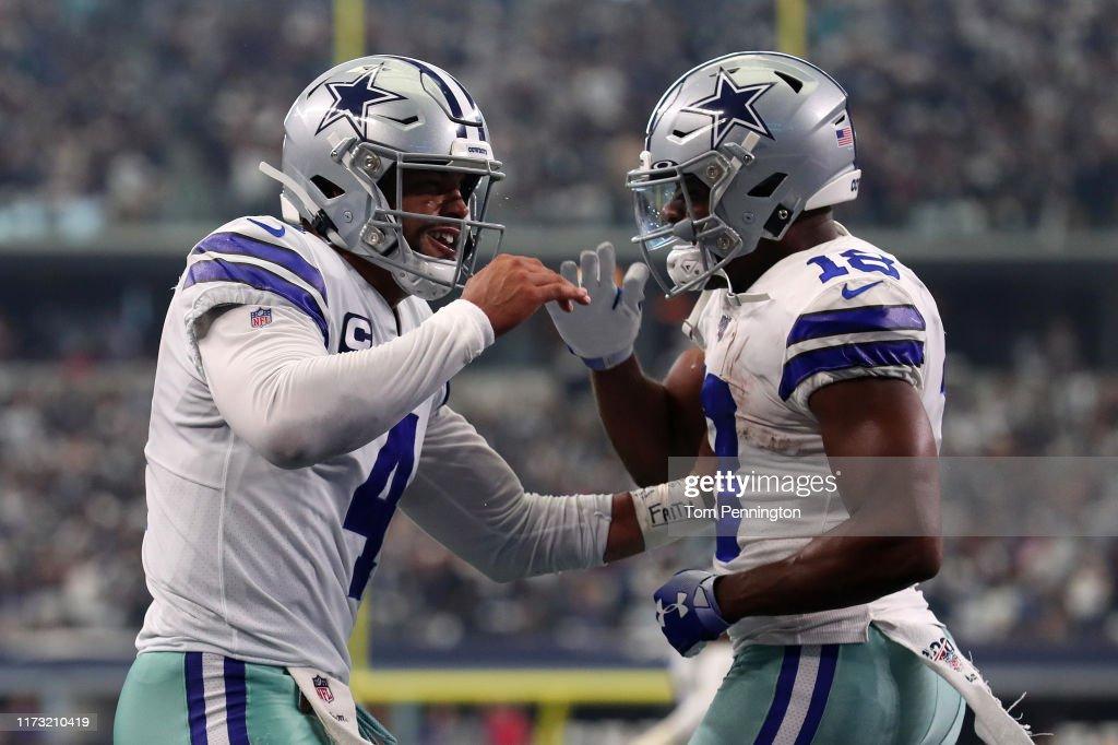 New York Giants vDallas Cowboys : News Photo