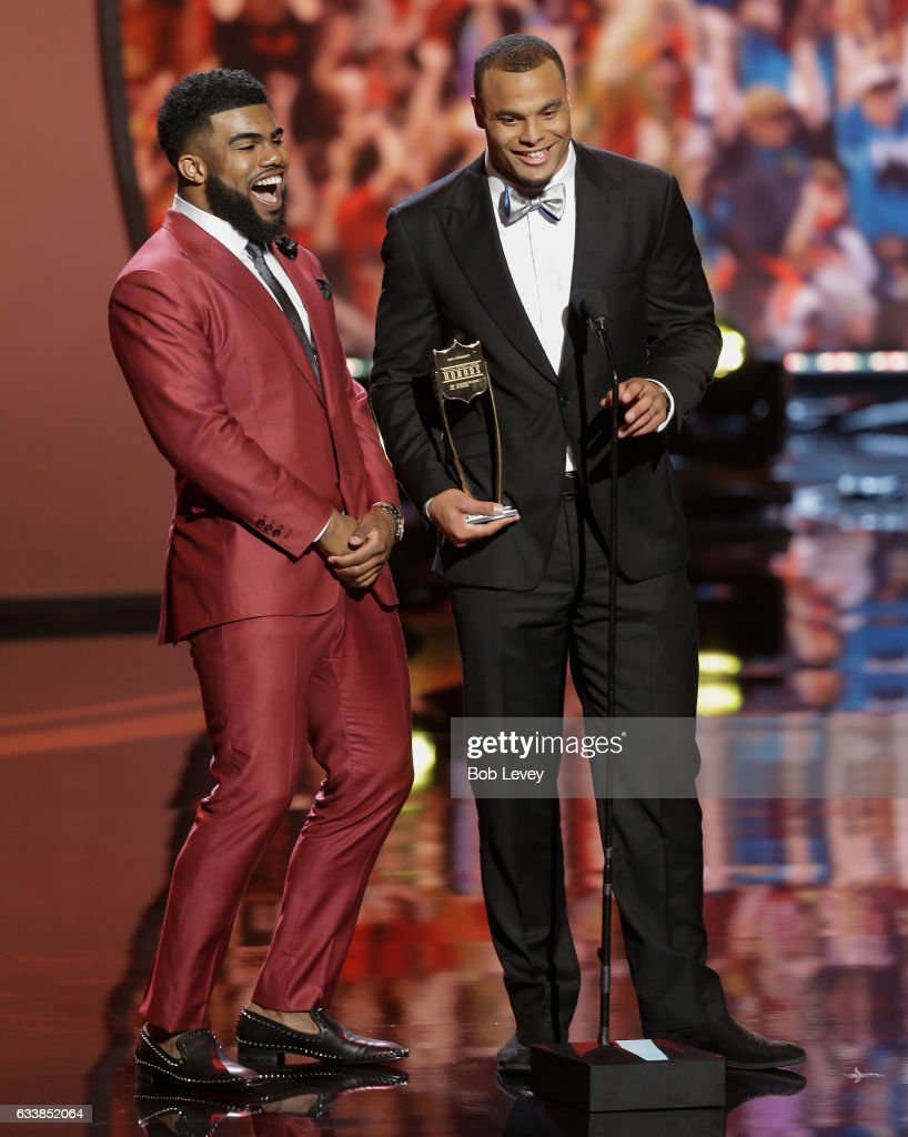 6th Annual NFL Honors - Show : News Photo